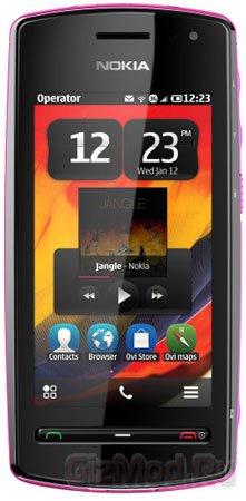 ОС Symbian Belle в смартфонах Nokia 600, 700 и 701