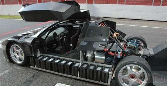 Самый быстрый в мире электромобиль