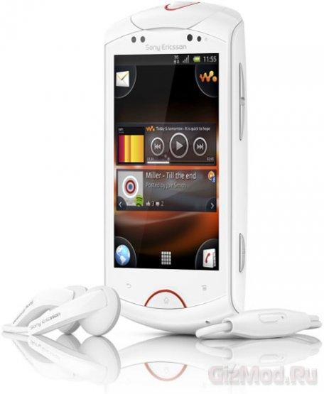 Новый Android-смартфон в линейке Walkman
