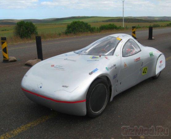 Электронный пьяница одолел 1600 км. на одном заряде