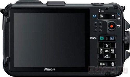 """Дебютная """"экстремальная"""" камера Nikon"""