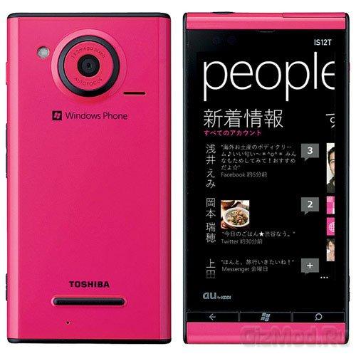 Первый смартфон на WP7 Mango вышел на рынок