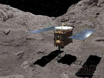 Частички астероида удивили ученых