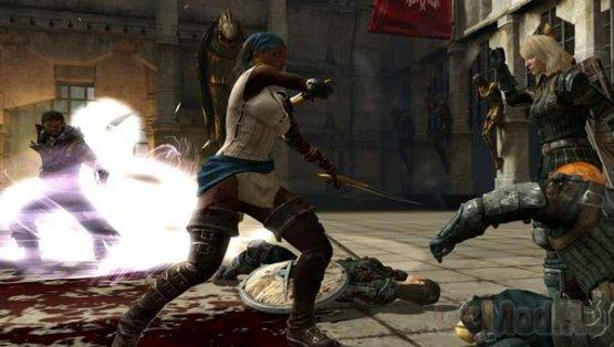Подробности о Dragon Age III