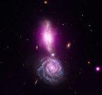 """Космическое ожерелье """"глазами"""" Хаббла"""
