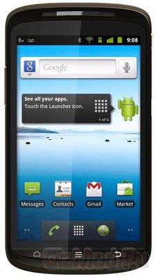 Немецкий смартфон Medion с ОС Android 2.3 на борту