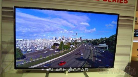 """55"""" Toshiba ZL2 с невероятными возможностями"""