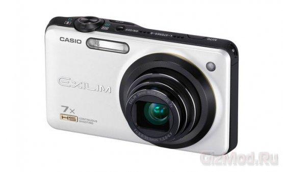Быстрый, как... Casio Exilim EX-ZR15