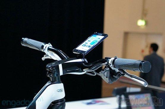 Концептуальный электро-велосипед Ford E-Bike