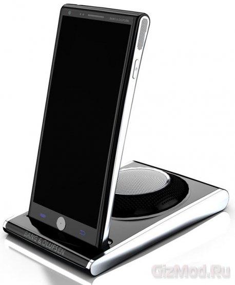 Концептуальный B&O-смартфон Samsung Galaxy S II
