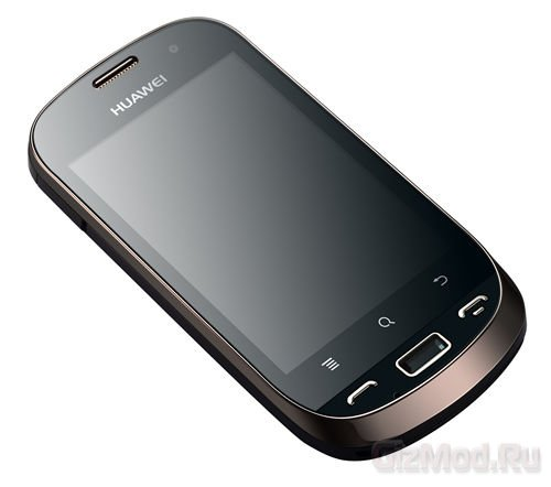 """Двухсимочный"" Android-смартфон Huawei U8520"