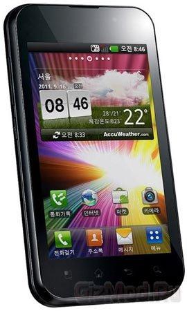 Двухъядерный LG Optimus Q2 с IPS-экраном