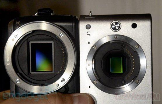 Nikon показала свои вариации на тему беззеркалок