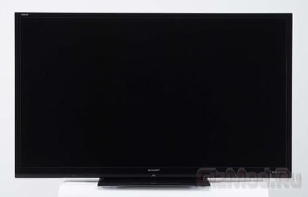 Sharp AQUOS LC-80LE632U самый большой LED LCD TV