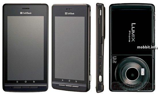 Panasonic Lumix 101P телефон с полноценной камерой