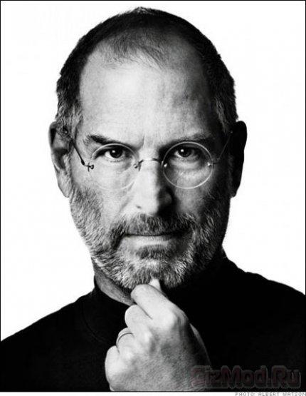 Умер Стив Джобс