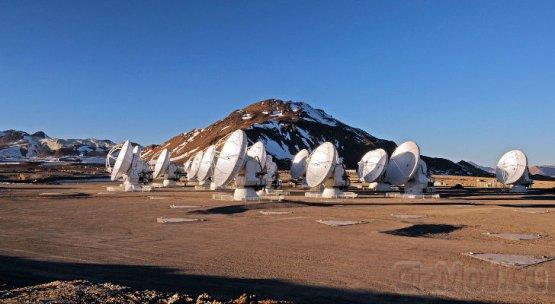 Самый мощный радиотелескоп приступил к работе