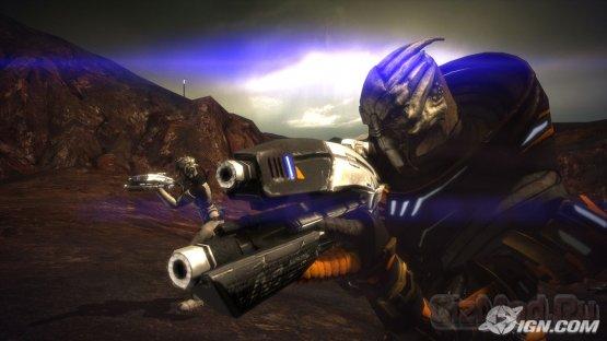 О мультиплеере в Mass Effect 3