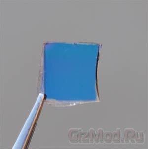Цветные солнечные батареи в дисплеях