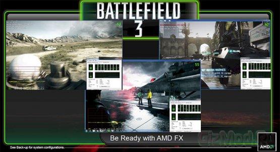 Процессоры AMD FX представлены официально