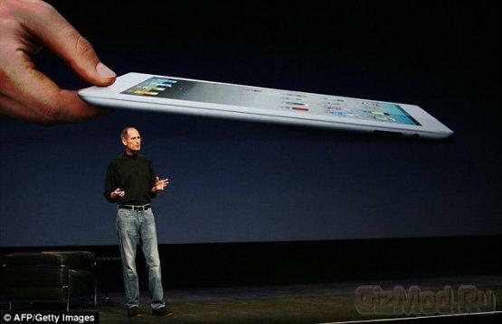 iPhone 5 Джобса увидит свет в 2012 году