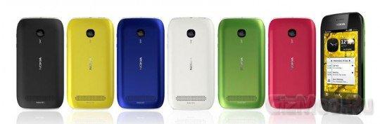 Свежачок Nokia 603 с Symbian Belle на борту