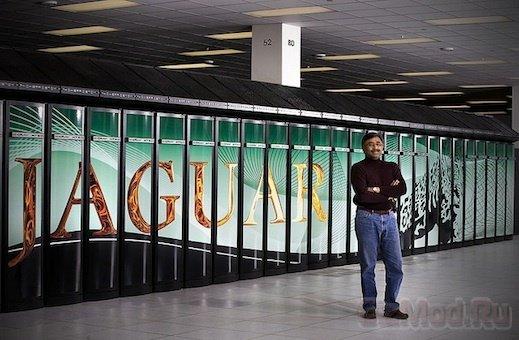 GPU NVIDIA поселяться в мощнейшем суперкомпьютере
