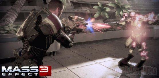 Уникальный мультиплеер Mass Effect 3