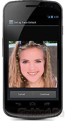 Galaxy Nexus представлен официально