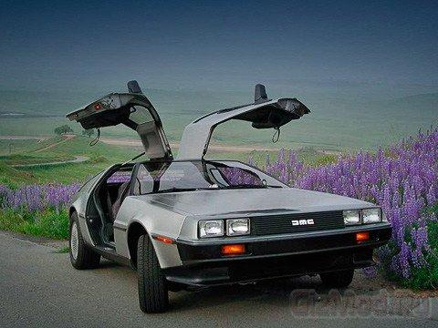 DeLorean все-таки станет автомобилем будущего