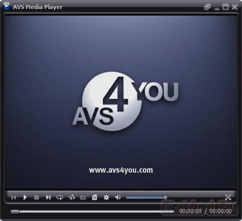AVS Media Player 4.2.1.103 - мультимедийный плеер