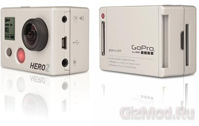 Экстрим камера GoPro HD HERO2