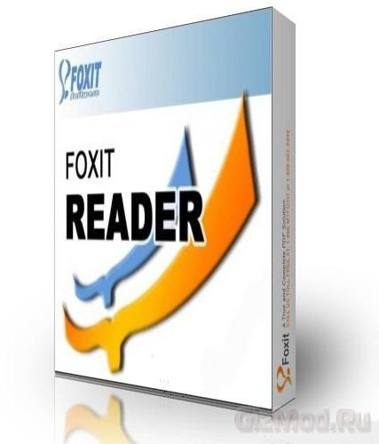 Foxit PDF Reader 5.4.5.01241 - читалка PDF