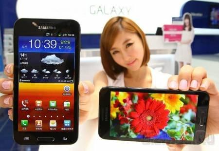 Вышел смартфон Galaxy S II HD с поддержкой LTE