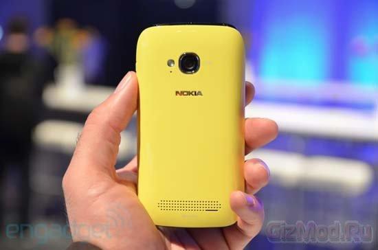 Lumia - первые смартфоны Nokia на Windows Phone