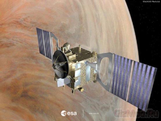 В атмосфере Венеры обнаружен озон