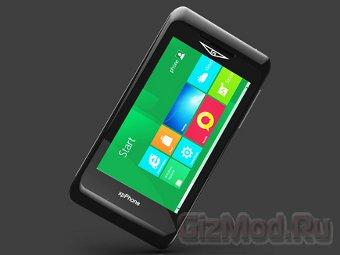 Windows 8 на китайском смартфоне