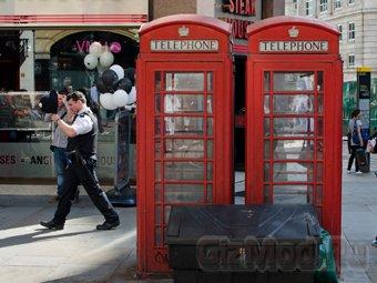 Хотспоты Wi-Fi заменят телефоны в будках