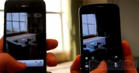 Камера iPhone 4S проигрывает Galaxy Nexus