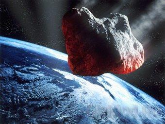 Между Землёй и Луной вклинится астероид