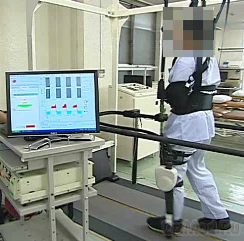 Медицинские роботы Toyota