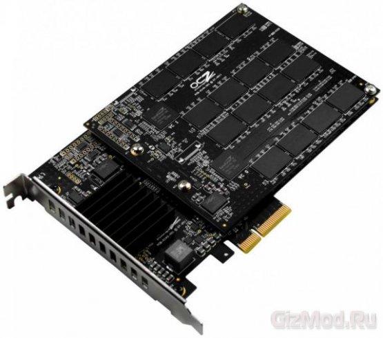 Скоростные SSD OCZ Max IOPS Edition