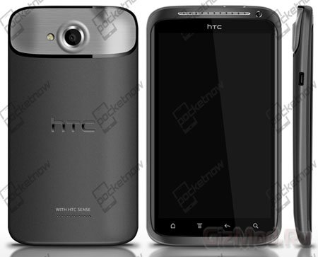 HTC Edge на платформе NVIDIA Tegra 3