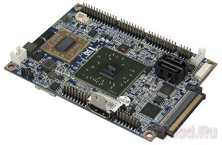 Плата Pico-ITX от VIA с двухъядерным процессором