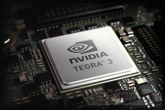 NVIDIA Tegra 3 представлен официально