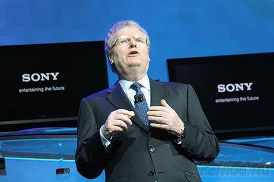 Sony занялась телевизором новогоо поколения