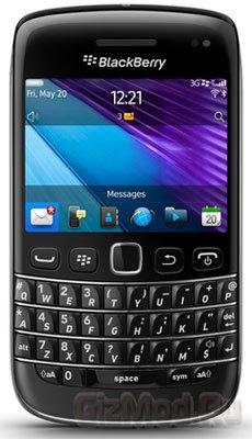 Смартфоны BlackBerry Bold 9790 и Curve 9380