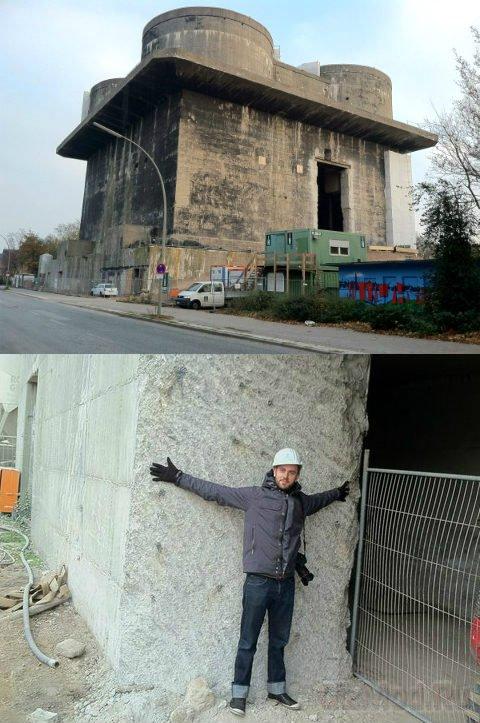Бомбоубежище превратят в электростанцию