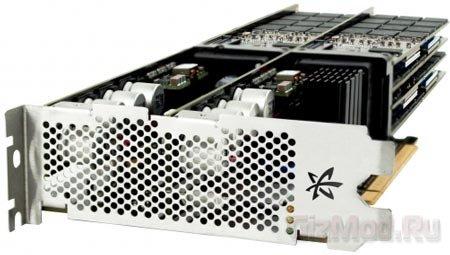 SSD Fusion-io ioDrive Octal объемом в 10 ТБ
