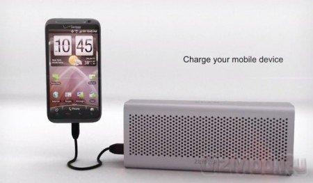 Spar: мобильные колонки и подзарядка в одном